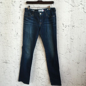 LUCKY BRAND JEANS STRAIGHT 4/27